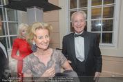 Fundraising Dinner - Albertina - Do 16.04.2015 - Helmuth LOHNER, Elisabeth G�RTLER70