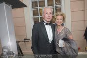 Fundraising Dinner - Albertina - Do 16.04.2015 - Helmuth LOHNER, Elisabeth G�RTLER75
