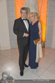 Fundraising Dinner - Albertina - Do 16.04.2015 - Wolfgang HESOUN mit Ehefrau Brigitte81