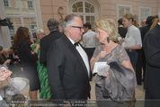 Fundraising Dinner - Albertina - Do 16.04.2015 - Christian RAINER, Elisabeth G�RTLER83