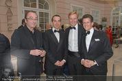 Fundraising Dinner - Albertina - Do 16.04.2015 - Robert MENASSE, Christian KERN, K.A. SCHR�DER, Georg G�RTLER89