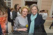 Fundraising Dinner - Albertina - Do 16.04.2015 - Ingeborg SERAFIN, Inge UNZEITIG9
