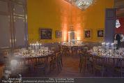 Fundraising Dinner - Albertina - Do 16.04.2015 - Dinnertische, Festsaal98