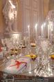 Fundraising Dinner - Albertina - Do 16.04.2015 - Dinnertische, Festsaal99
