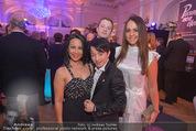 Diversity Ball - Kursalon Wien - Sa 18.04.2015 - Gina ALABA, Nhut LA HONG1