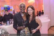 Diversity Ball - Kursalon Wien - Sa 18.04.2015 - Doretta CARTER, Sabine KARNER2