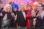 Diversity Ball - Kursalon Wien - Sa 18.04.2015 - Belinda SPARKLING, Fedora O�,Rudolf HUNDSTORFER,Ornella DE BAKE3