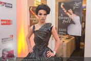 Diversity Ball - Kursalon Wien - Sa 18.04.2015 - Tamara MASCARA31