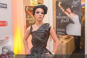 Diversity Ball - Kursalon Wien - Sa 18.04.2015 - Tamara MASCARA5