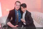 Diversity Ball - Kursalon Wien - Sa 18.04.2015 - Nhut LA HONG mit Freund7