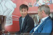 Mario Stecher PK - Stiegl Ambulanz - Di 21.04.2015 - Mario STECHER, Ernst VETTORI26
