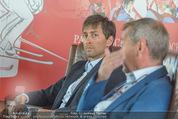 Mario Stecher PK - Stiegl Ambulanz - Di 21.04.2015 - Mario STECHER, Ernst VETTORI27