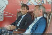 Mario Stecher PK - Stiegl Ambulanz - Di 21.04.2015 - Mario STECHER, Ernst VETTORI32