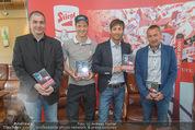 Mario Stecher PK - Stiegl Ambulanz - Di 21.04.2015 - Bernhard GRUBER, Mario STECHER, Egon THEINER, Ernst VETTORI52