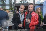Opening - L´Osteria - Do 23.04.2015 - Uwe KR�GER, Eric PAPILAYA17