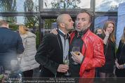 Opening - L´Osteria - Do 23.04.2015 - Uwe KR�GER, Eric PAPILAYA18