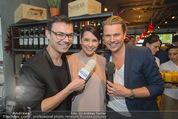 Opening - L´Osteria - Do 23.04.2015 - Carina SCHWARZ, Adi WEISS23