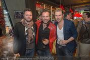 Opening - L´Osteria - Do 23.04.2015 - Gernot FRIEDHUBER, Adi WEISS, Uwe KR�GER24