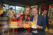 Opening - L´Osteria - Do 23.04.2015 - Uwe KR�GER, Adi WEISS3