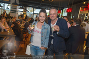 Opening - L´Osteria - Do 23.04.2015 - Roswitha WIELAND, Sepp GALLAUER31