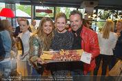 Opening - L´Osteria - Do 23.04.2015 - Maria Klara HEINRITZI, Andrea BOCAN, Uwe KR�GER32