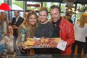 Opening - L´Osteria - Do 23.04.2015 - Maria Klara HEINRITZI, Andrea BOCAN, Uwe KR�GER33
