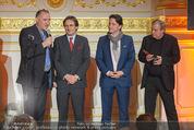 Romy Akademiepreise - Hofburg - Do 23.04.2015 - 18