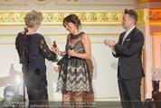 Romy Akademiepreise - Hofburg - Do 23.04.2015 - Evelyne ESELB�CK, Eva P�LZL, Marcin KOTLOWSKI, Eva P�LZL28