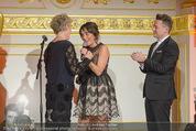 Romy Akademiepreise - Hofburg - Do 23.04.2015 - Evelyne ESELB�CK, Eva P�LZL, Marcin KOTLOWSKI, Eva P�LZL29