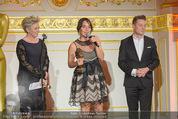 Romy Akademiepreise - Hofburg - Do 23.04.2015 - Evelyne ESELB�CK, Eva P�LZL, Marcin KOTLOWSKI, Eva P�LZL30