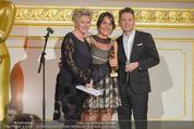 Romy Akademiepreise - Hofburg - Do 23.04.2015 - Evelyne ESELB�CK, Evelyne ESELB�CK, Eva P�LZL, Marcin KOTLOWS39