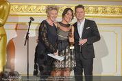 Romy Akademiepreise - Hofburg - Do 23.04.2015 - Evelyne ESELB�CK, Evelyne ESELB�CK, Eva P�LZL, Marcin KOTLOWS40