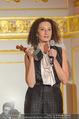 Romy Akademiepreise - Hofburg - Do 23.04.2015 - August SCHM�LZER, Konstante BREITEBNER5