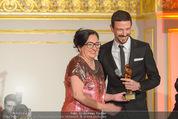 Romy Akademiepreise - Hofburg - Do 23.04.2015 - Maria HAPPEL, Oliver BERBEN58