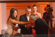 Romy Akademiepreise - Hofburg - Do 23.04.2015 - Otto SCHENK, Karl SPIEHS59