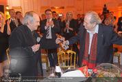 Romy Akademiepreise - Hofburg - Do 23.04.2015 - Otto SCHENK, Karl SPIEHS62