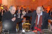 Romy Akademiepreise - Hofburg - Do 23.04.2015 - Otto SCHENK, Karl SPIEHS64