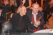 Romy Akademiepreise - Hofburg - Do 23.04.2015 - Otto SCHENK, Karl SPIEHS65
