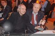 Romy Akademiepreise - Hofburg - Do 23.04.2015 - Otto SCHENK, Karl SPIEHS67