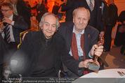 Romy Akademiepreise - Hofburg - Do 23.04.2015 - Otto SCHENK, Karl SPIEHS68