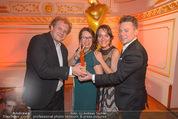 Romy Akademiepreise - Hofburg - Do 23.04.2015 - Eva P�LZL, Marcin KOTLOWSKI80