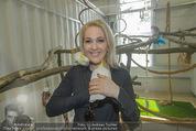 Frühlingsfest - Gut Aiderbichl Gänserndorf - Sa 25.04.2015 - Kathrin GLOCK mit Papagei149
