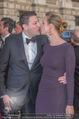 Romy Gala 2015 - Red Carpet - Hofburg - Sa 25.04.2015 - Melanie SCHERIAU mit Ehemann Seth (HARRIS)105
