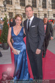 Romy Gala 2015 - Red Carpet - Hofburg - Sa 25.04.2015 - Armin ASSINGER mit Freundin Sandra SCHRANZ112