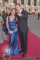 Romy Gala 2015 - Red Carpet - Hofburg - Sa 25.04.2015 - Armin ASSINGER mit Freundin Sandra SCHRANZ113