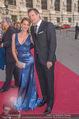 Romy Gala 2015 - Red Carpet - Hofburg - Sa 25.04.2015 - Armin ASSINGER mit Freundin Sandra SCHRANZ114