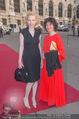 Romy Gala 2015 - Red Carpet - Hofburg - Sa 25.04.2015 - Marie KREUTZER, Sunnyi MELLES125