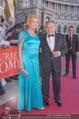 Romy Gala 2015 - Red Carpet - Hofburg - Sa 25.04.2015 - Fritz WEPPER, Angela VON MORGEN138