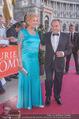 Romy Gala 2015 - Red Carpet - Hofburg - Sa 25.04.2015 - Fritz WEPPER, Angela VON MORGEN139