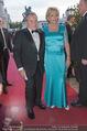 Romy Gala 2015 - Red Carpet - Hofburg - Sa 25.04.2015 - Fritz WEPPER, Angela VON MORGEN141
